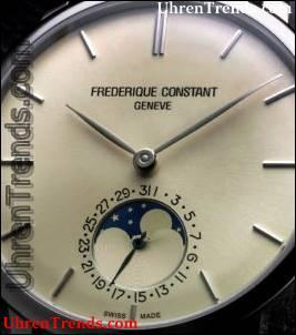 Frederique Constant Slimline Mondphasen Manufakturuhr