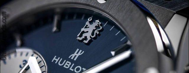 Hublot Classic Fusion Chronograph Chelsea FC Uhr