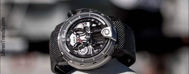 H1 H1 Alinghi Uhr Hands-On bei der Extreme Sailing Series