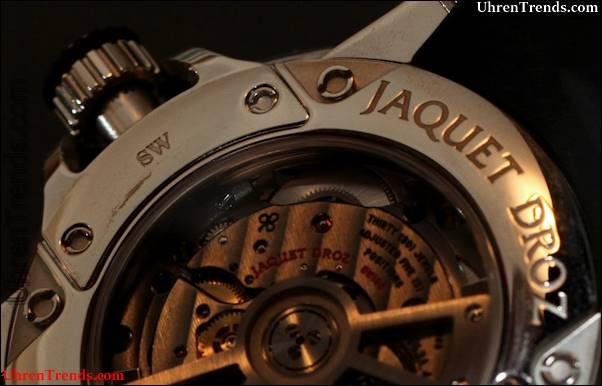 Jaquet Droz Grande Seconde SW Uhr Bewertung