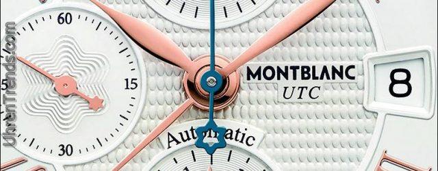 Montblanc Star Roman Carpe Diem Sonderedition Uhren