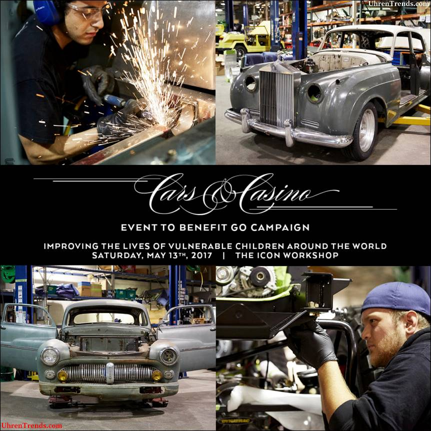 "ICON 4X4 ""Cars & Casino"" Veranstaltung Samstag, 13. Mai In Los Angeles"