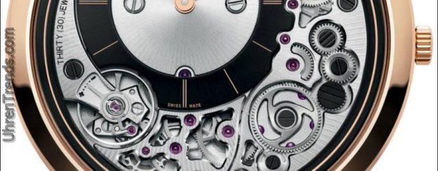 Piaget Altiplano Ultimate 910P hält neue Rekord für dünnste automatische Uhr