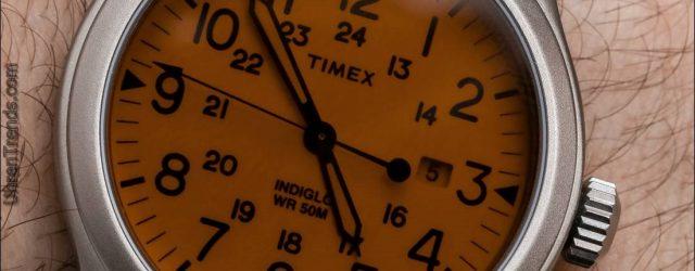 Timex Archive Collection Metropolis Alliierte & Alliierte Chrono Uhren Hands-On
