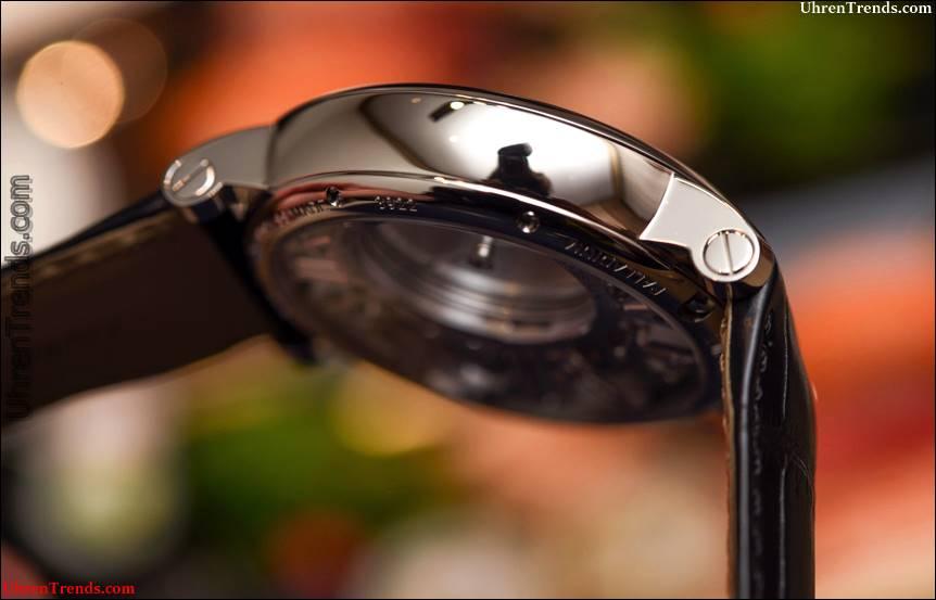 Cartier Rotonde De Cartier Geheimnisvolle Stunde Skeleton Watch Hands-On