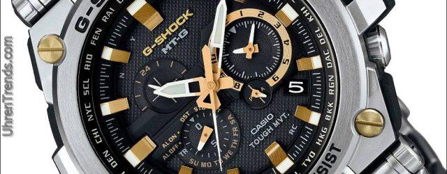Casio G-Shock MTG MTGS1000D-1A9 Uhr