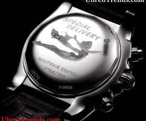 Breitling Chronoliner B04 und Chronomat 44 Boutique Edition Uhren