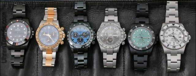 Zenith Uhren von Bamford Watch Department offiziell angepasst