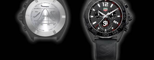 Die TAG Heuer Formula 1 S3 Watch ist ein Boarding-Pass für Ihren Schwerelosigkeitsflug
