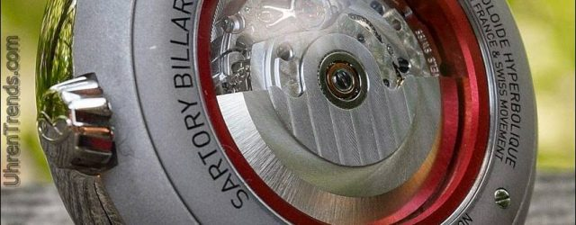 Sartory-Billard RPM 01 Watch Review