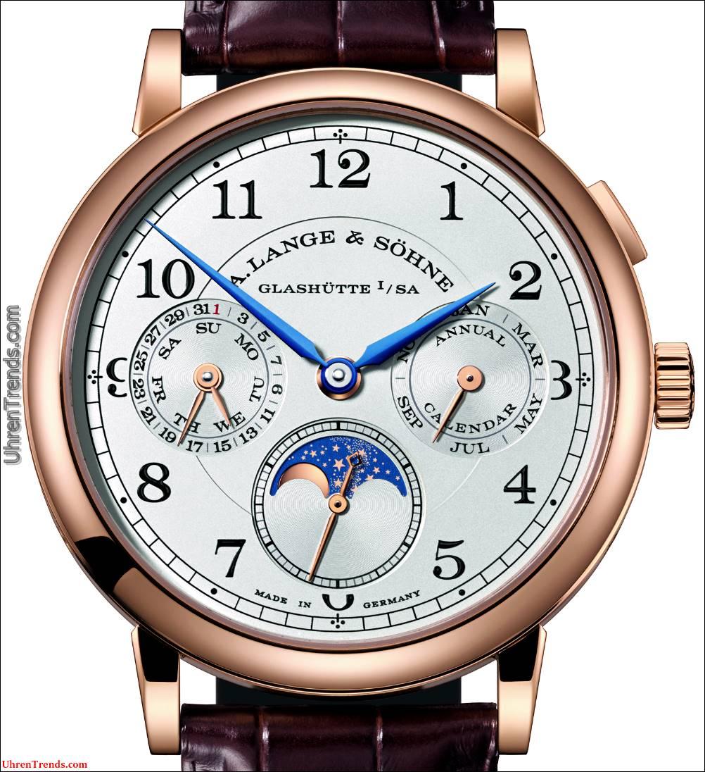 A. Lange & Söhne 1815 Jahreskalender Uhr