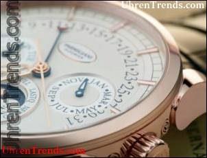 Parmigiani Tonda 1950 Jahreskalender Uhr