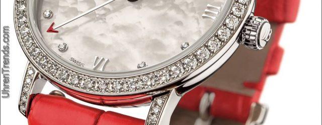 Blancpain St. Valentin Special Edition Uhr für die Damen in Ihrem Leben