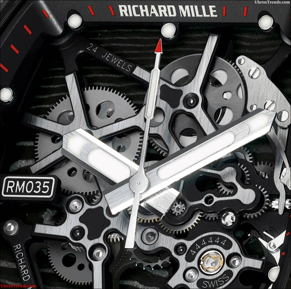 Richard Mille RM 035 Ultimate Edition Uhr