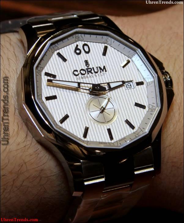 Corum Admirals Cup Legend 42 Watch Hands-On