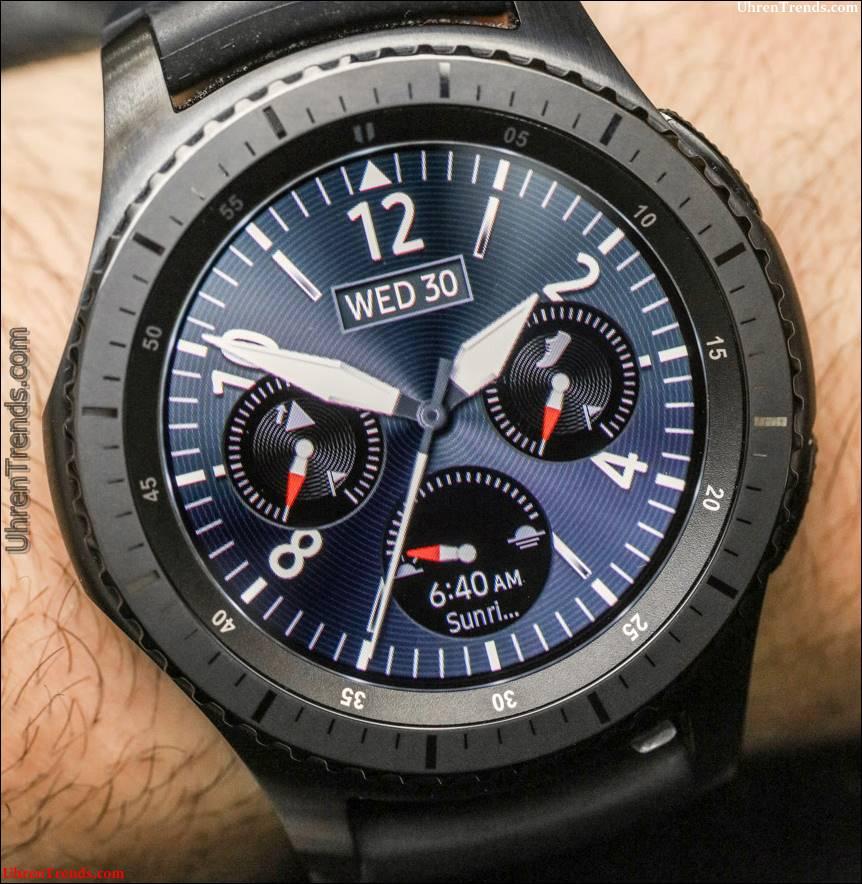 DESIGN-WETTBEWERB FÜR PREISE: Animierte Smartwatch-Zifferblätter für das Samsung Gear S3