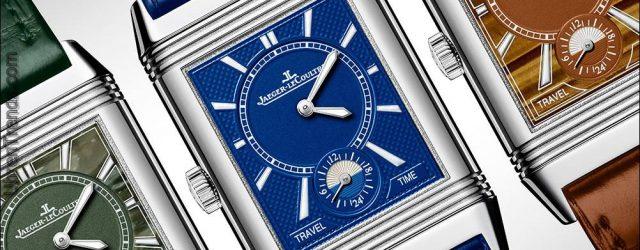 Jaeger-LeCoultre Atelier Reverso Klassische Große Duo Kleine Zweite Uhren