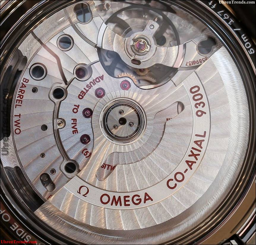Omega Co-Axial Master Chronometer Uhren zu METAS Certified Tests vorgelegt