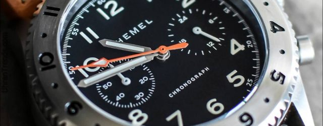 Hemel HFT20 Chronograph Watch Review