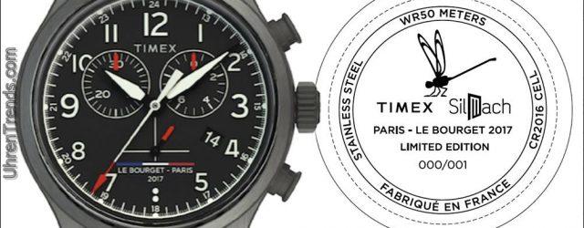 Timex gibt Joint Venture mit SilMach bekannt, um Uhrwerke mit MEMS-Technologie zu produzieren