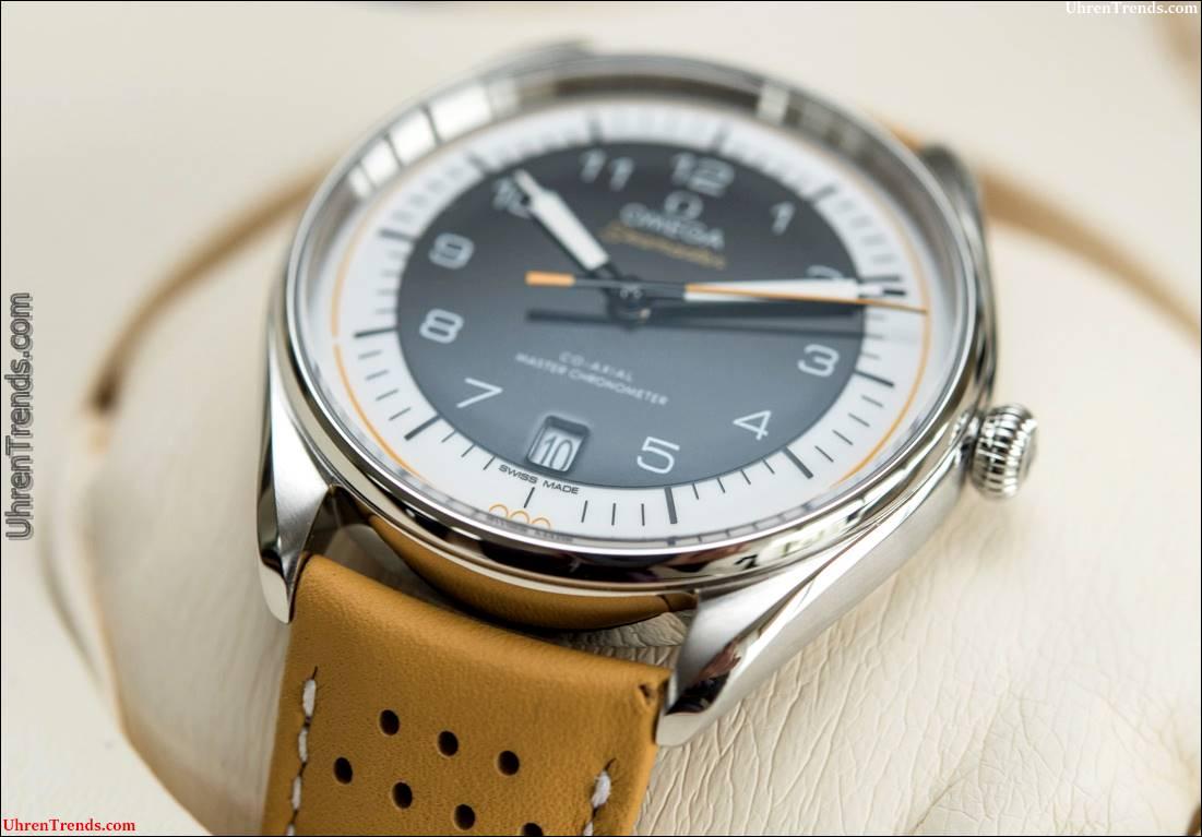 Omega Seamaster Olympische Spiele Uhr Kollektion für 2018 Hands-On