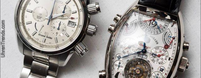 Eine der kompliziertesten Armbanduhren aller Zeiten: Franck Muller Aeternitas Mega 4 Hands-On