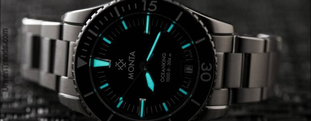 Monta Oceanking Dive Watch Bewertung