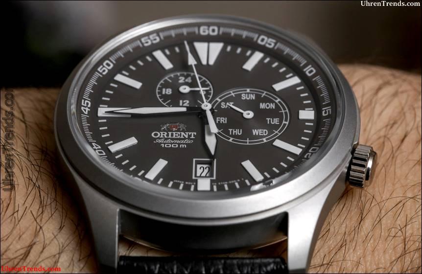 Orient Defender Watch Review