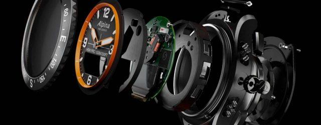 Alpina AlpinerX Smartwatch Kampagne auf Kickstarter