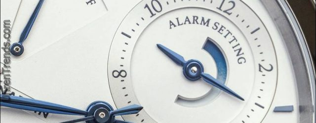 Ulysse Nardin Classic Sonata Uhr für 2017 Hands-On