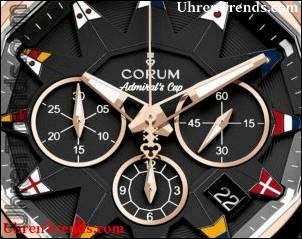 Corum Admiral Legend 42 Uhren