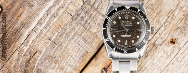 Diese Unerwünschte Rolex Milgauss 6541 jetzt eine ikonische Uhr Sammler Geifer über
