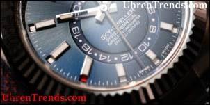 Rolex Sky-Dweller Uhren in zweifarbig Stahl & Gold Hands-On