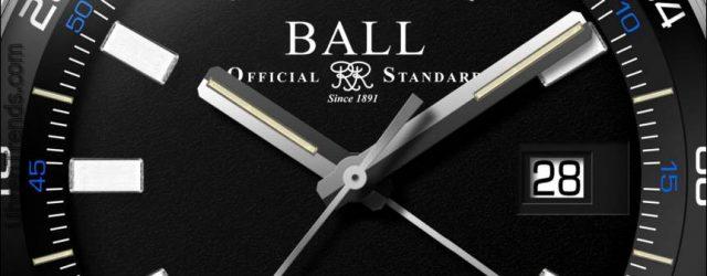 Ball Roadmaster GMT Uhr