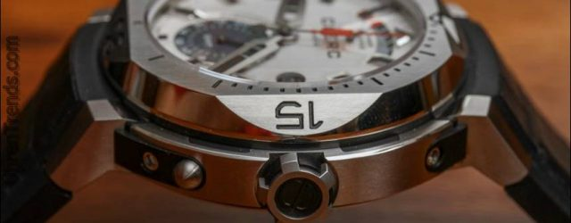 Clerc Hydroscaph GMT Gangreserve Chronometer Watch Review