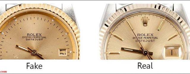 Geständnisse von Serien-Replik-Uhr-Käufern