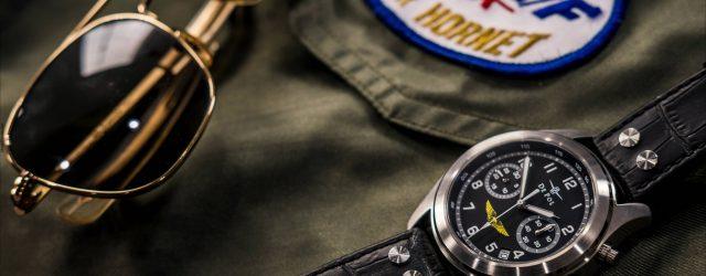 De Pol Watch Company Anpassbare Luftfahrtuhren