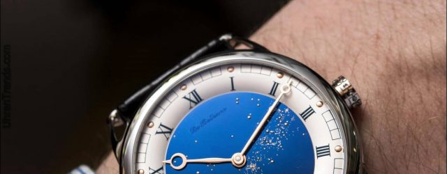 De Bethune DB25V Starry Varius Hands-On