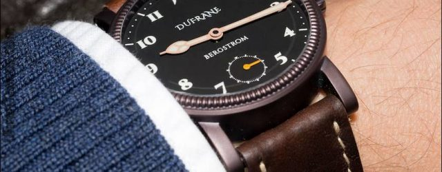 DuFrane Bergstrom Pilot Watch Review