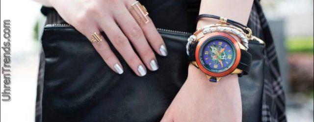 Anpassbare Memomem Uhren sind von Ihnen entworfene Schneider