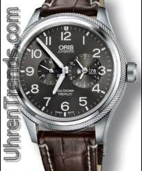 Oris Big Crown ProPilot Worldtimer Uhr