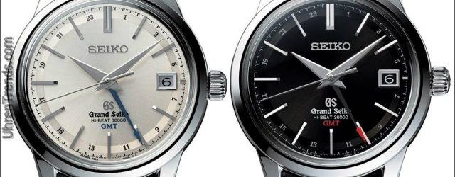 Grand Seiko Hi-Beat 36000 GMT Limited Edition SBGJ021 Uhr