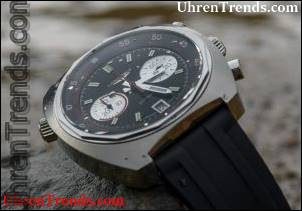 Longines Heritage Taucher Chronograph Watch Review