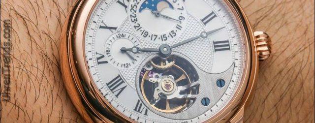 Frédérique Constant Manufacture Herzschlag FC-945 Uhr Hands-On