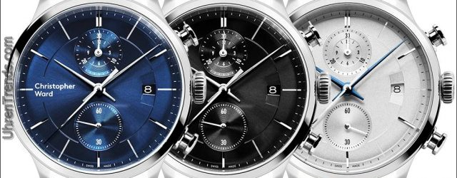 Christopher Ward C3 Malvern Chronograph MK III & C5 Malvern Automatik MK III Uhren