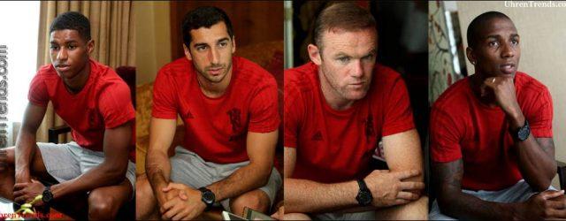 Manchester United Remarries Jean-Claude Biver durch Beitritt TAG Heuer Uhren Familie