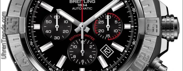 Breitling Super Avenger 01 Boutique Edition Uhr