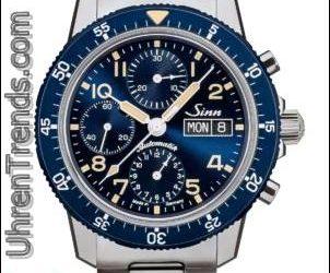 Sinn 103 Sa B E Pilot Chronograph