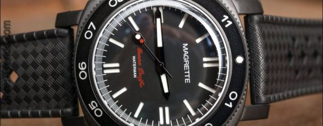 Magrette Moana Pacific Waterman Watch Review