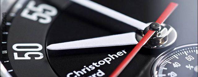 Christopher Ward C9 DB4 '1 VEV' Uhr